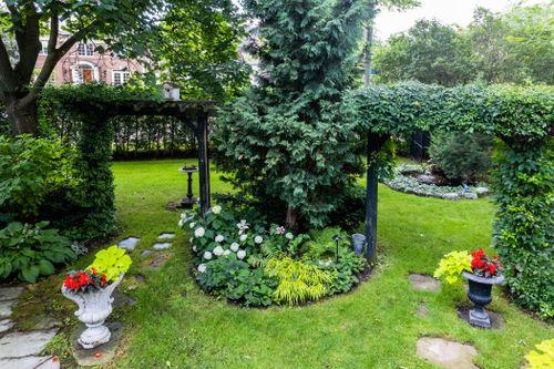 100-ridley-blvd-print-100-098-garden-4200x2798-300dpi at 100 Ridley Boulevard, Bedford Park-Nortown, Toronto