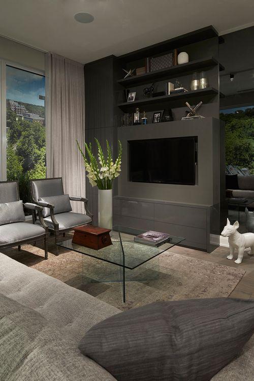 kwr-livingroomvignette at 213 - 4208 W Dundas Street, Kingsway South, Toronto