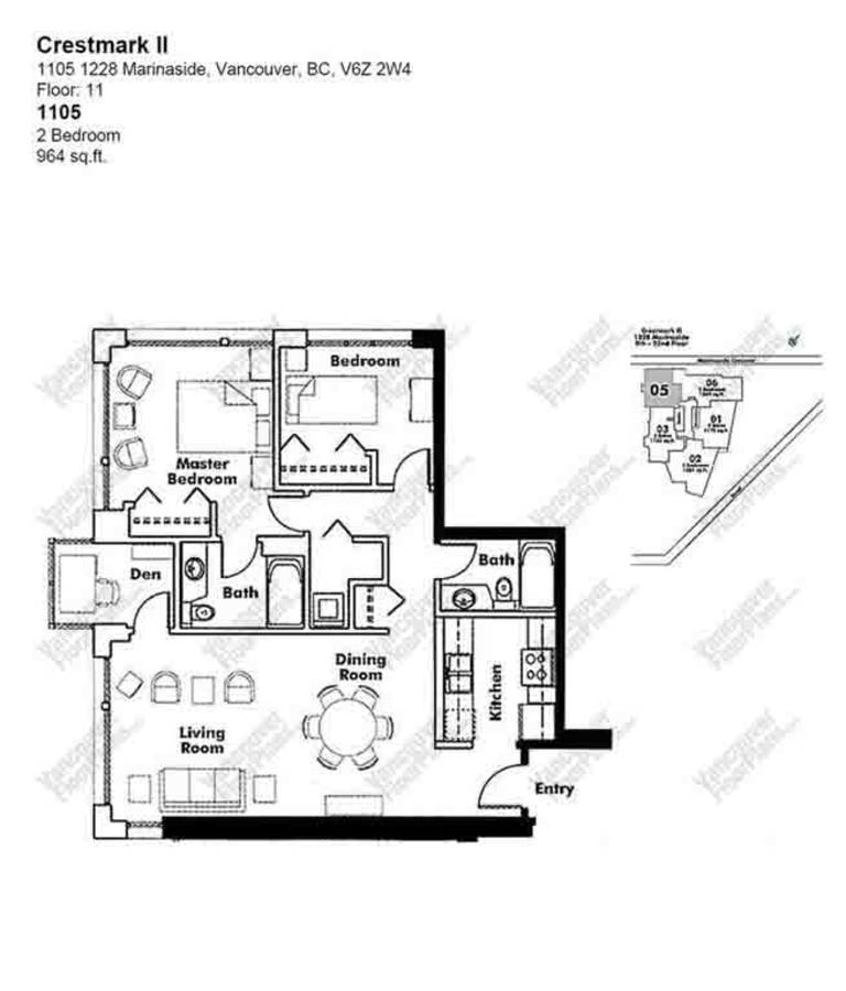 image-262111380-17.jpg at 1105 - 1228 Marinaside Crescent, Yaletown, Vancouver West