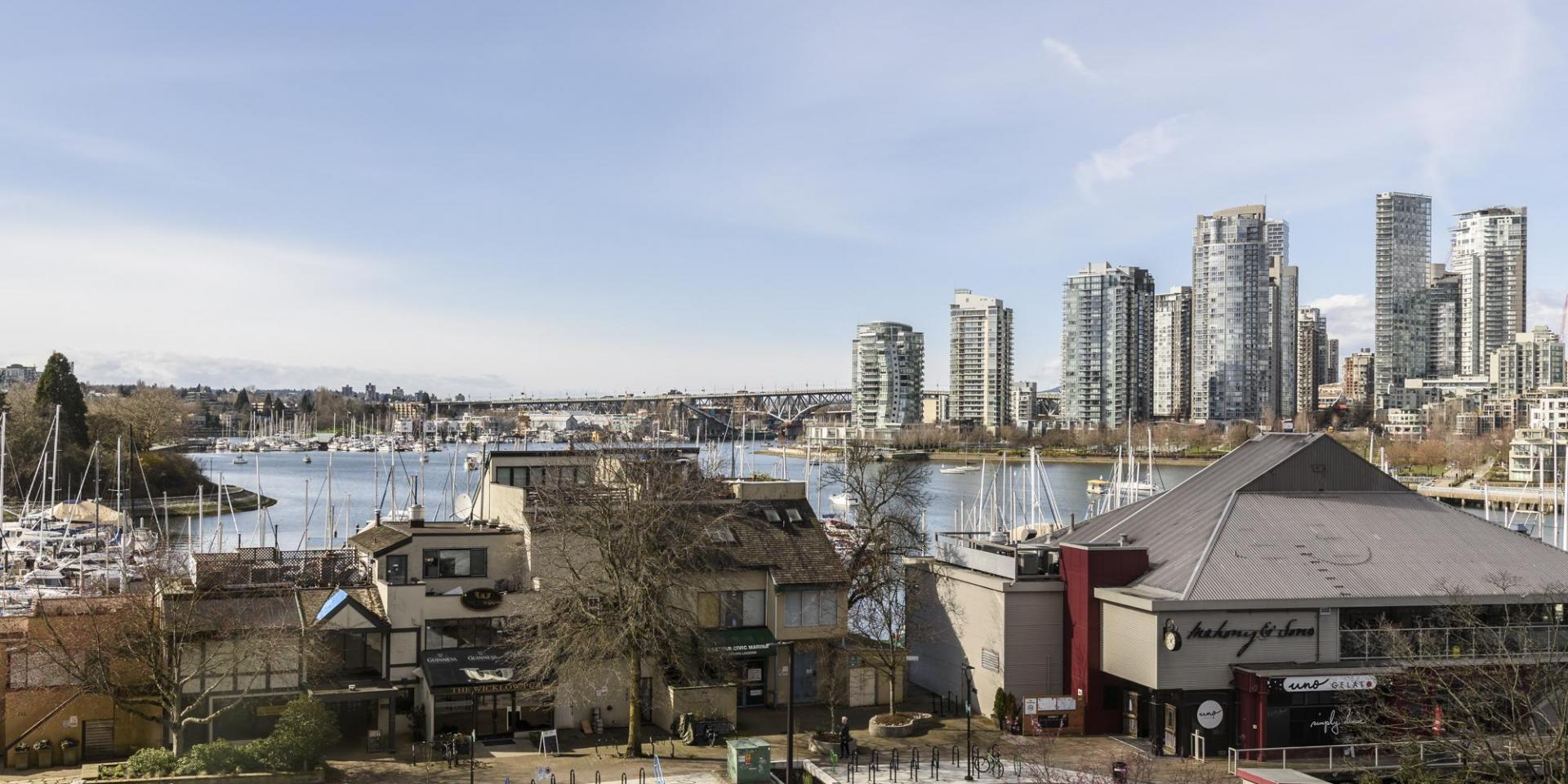 611 - 456 Moberly Road, False Creek, Vancouver West