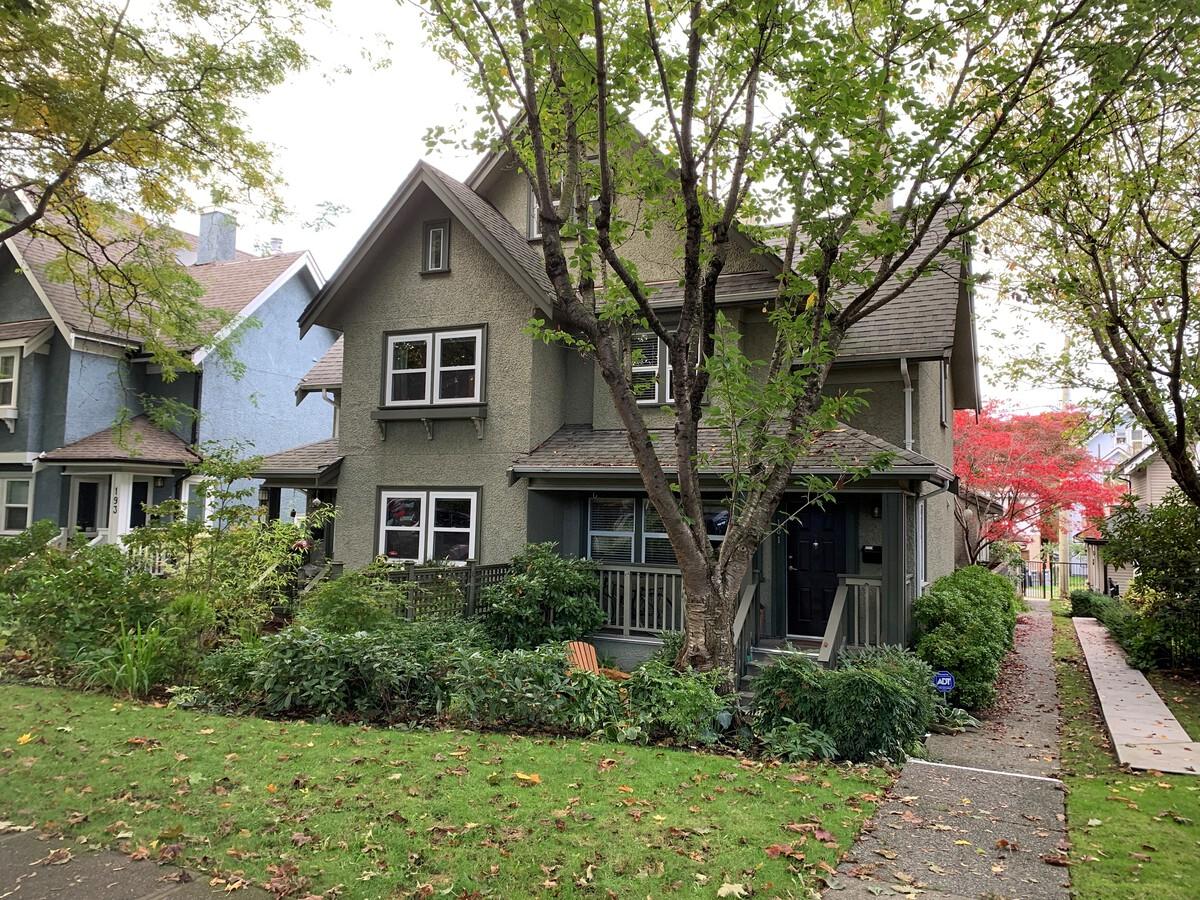 exterior-2 at 185 W 13th Avenue, Mount Pleasant VW, Vancouver West