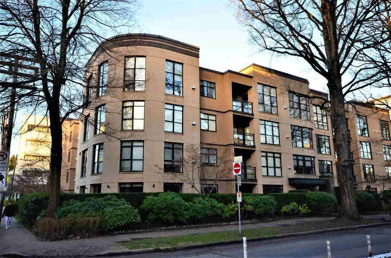 311 - 2181 W 10th Avenue, Kitsilano, Vancouver West