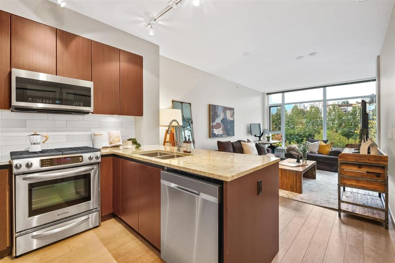 262641809-8 at 512 - 135 W 2nd Street, Lower Lonsdale, North Vancouver