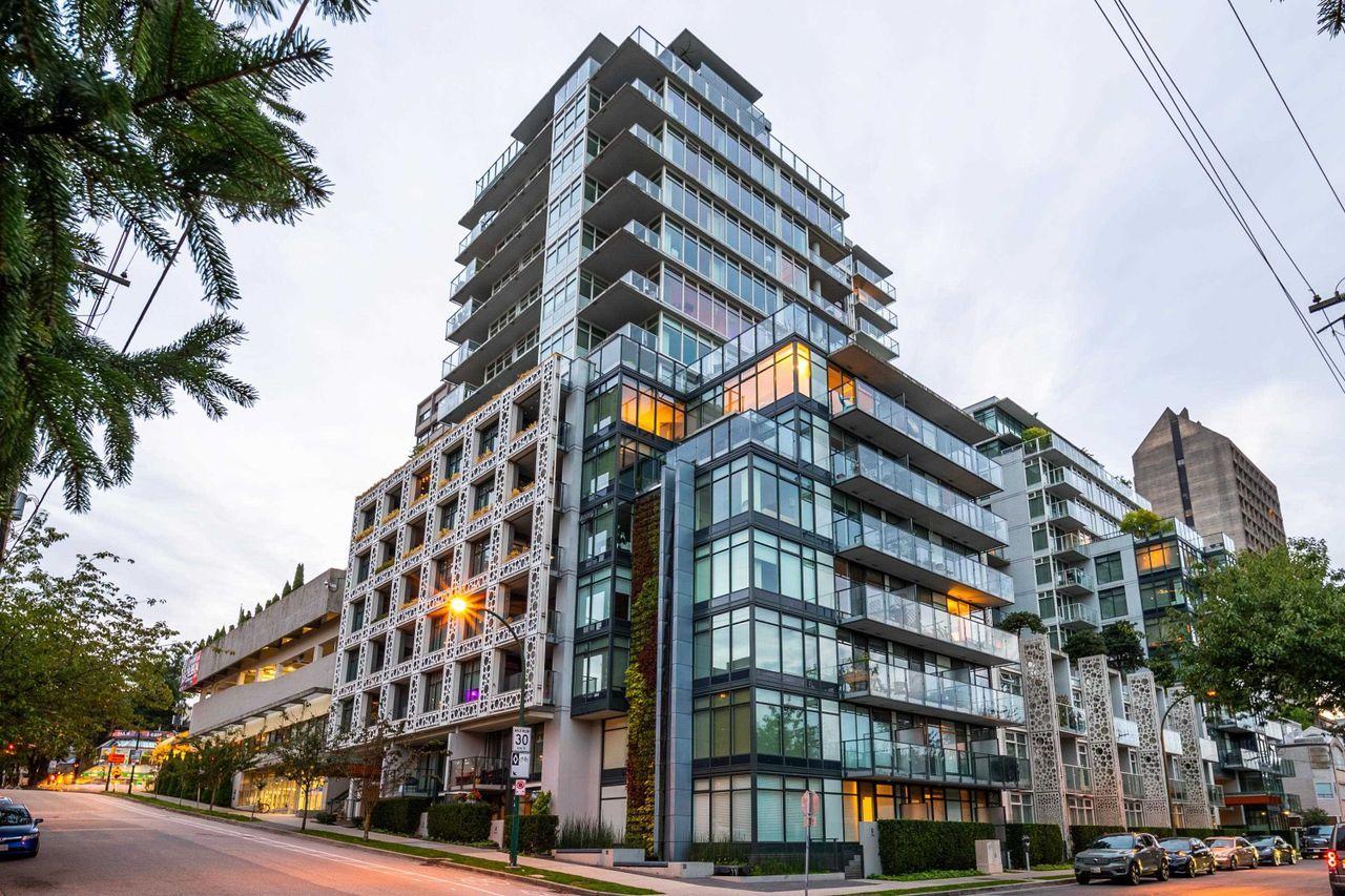 602 - 728 W 8th Avenue, Fairview VW, Vancouver West