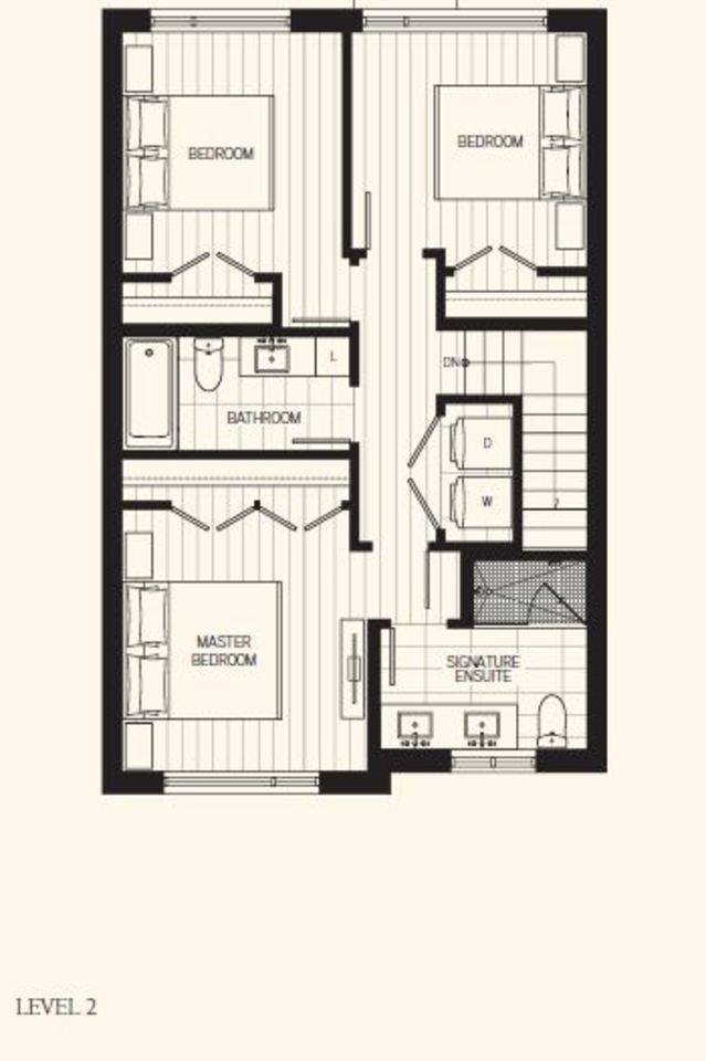 fp-level-2 at 104 - 505 East 2nd Street, Lower Lonsdale, North Vancouver