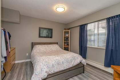 bedroom at 2 - 137 E 5th Street, Lower Lonsdale, North Vancouver