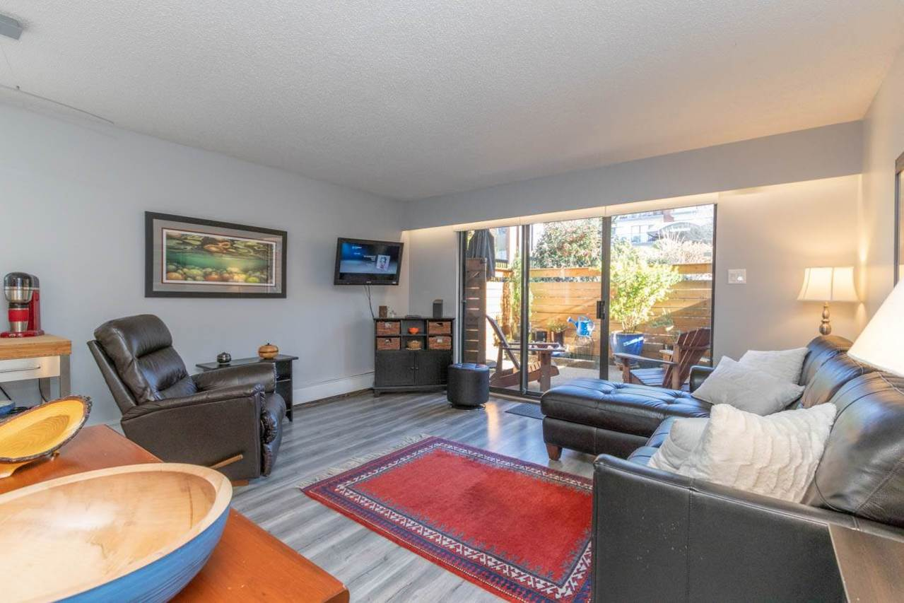 living-3 at 2 - 137 E 5th Street, Lower Lonsdale, North Vancouver