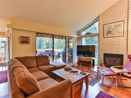 Living-Room at 2897 Capilano Road, Capilano NV, North Vancouver