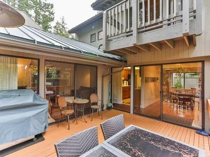 Terrace at 2897 Capilano Road, Capilano NV, North Vancouver