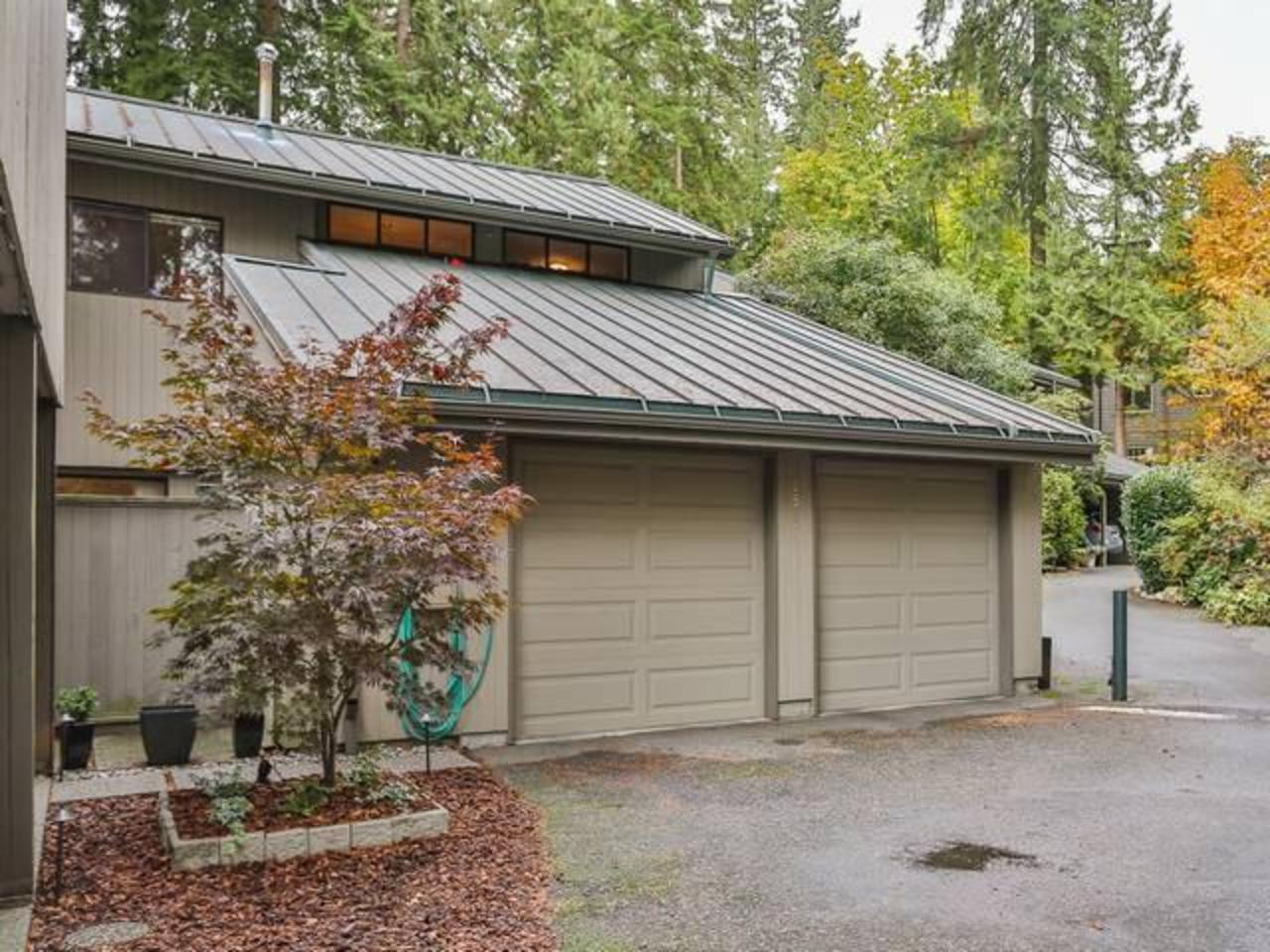 Garage at 2897 Capilano Road, Capilano NV, North Vancouver