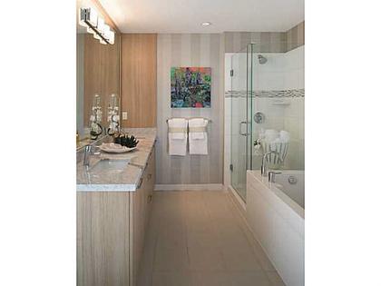 Bathroom at 3887 Cates Landing Way, Dollarton, North Vancouver