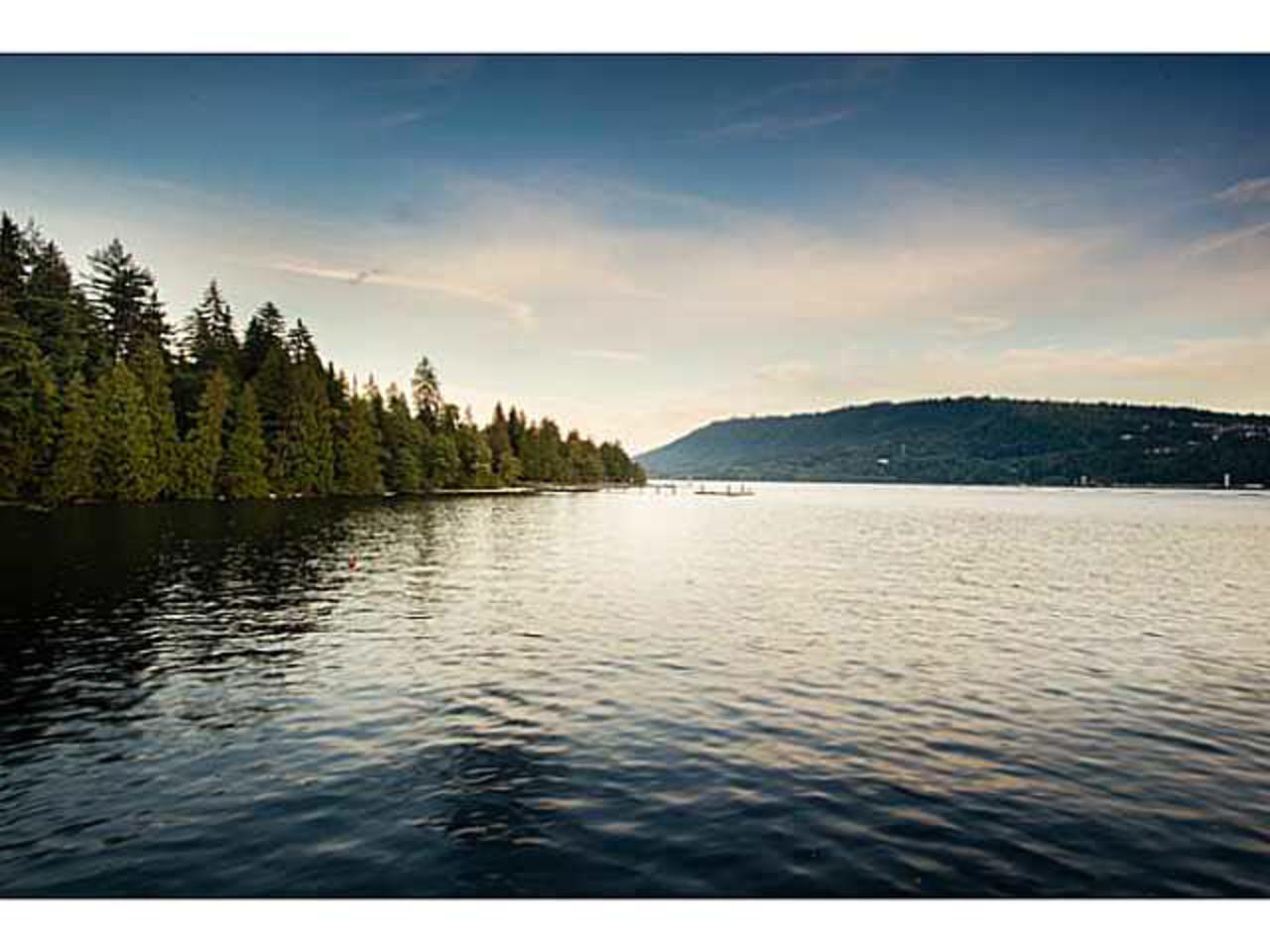 Water-views at 3887 Cates Landing Way, Dollarton, North Vancouver