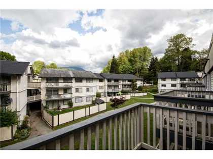 Balcony at 308 - 780 Premier Street, Lynnmour, North Vancouver