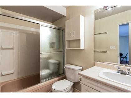 Bathroom at 308 - 780 Premier Street, Lynnmour, North Vancouver