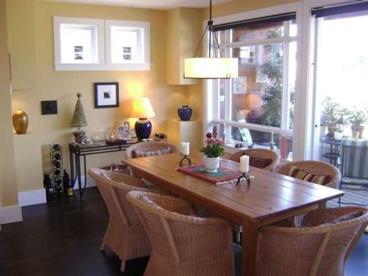 Dining-Room at 51 Salal Court, Furry Creek, West Vancouver