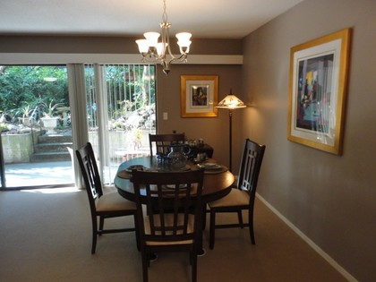 Dining-Room at 2933 Capilano Road, Capilano NV, North Vancouver