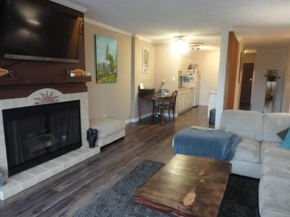 Living-Room at 204 - 2545 Lonsdale Avenue, Upper Lonsdale, North Vancouver