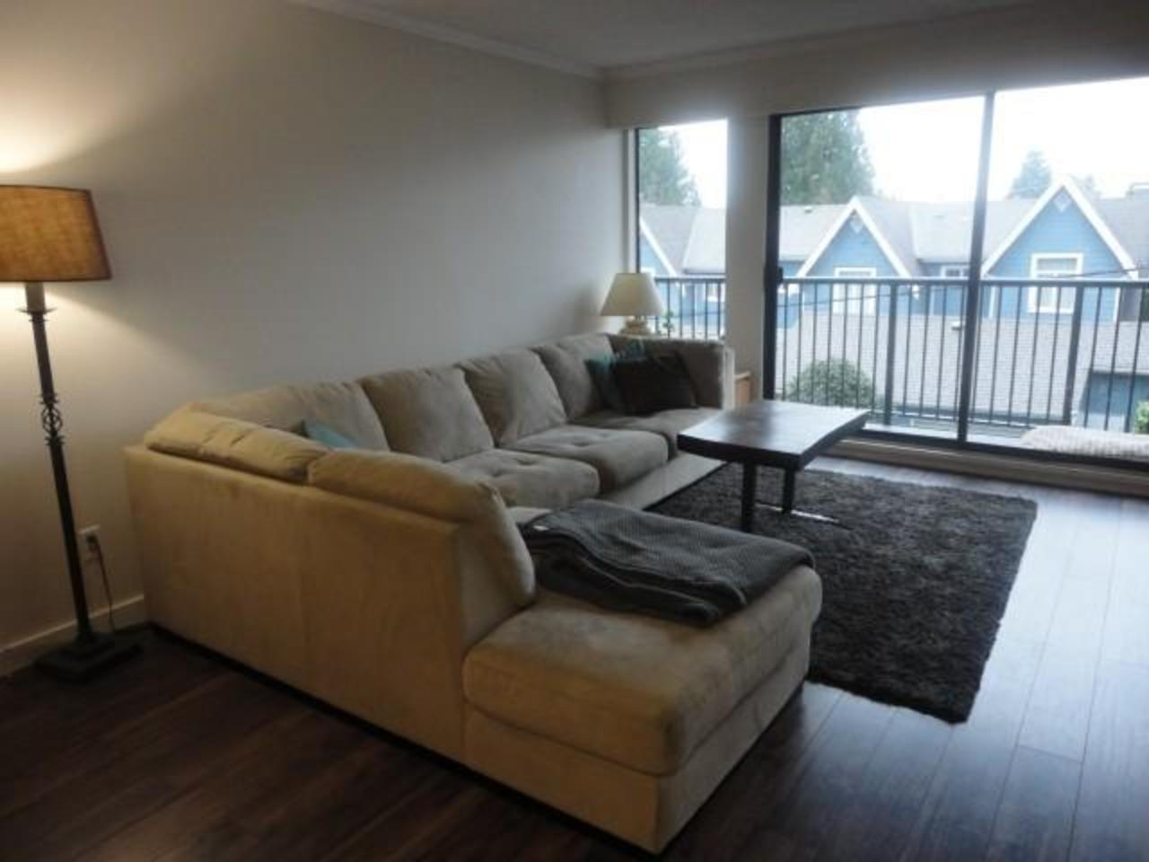 Living---Balcony at 204 - 2545 Lonsdale Avenue, Upper Lonsdale, North Vancouver