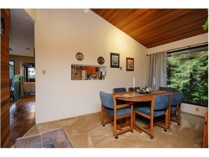 Dining-Room at 570 Bayview Road, Lions Bay, West Vancouver