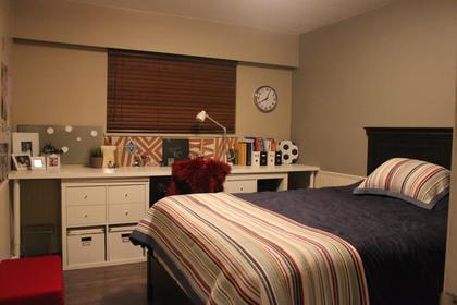 Bedroom-3 at 2830 Dollarton Highway, North Vancouver