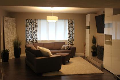 Family-Room at 2830 Dollarton Highway, North Vancouver