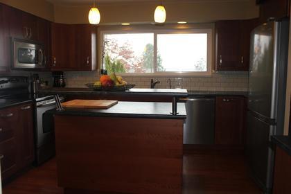 Kitchen at 2830 Dollarton Highway, North Vancouver