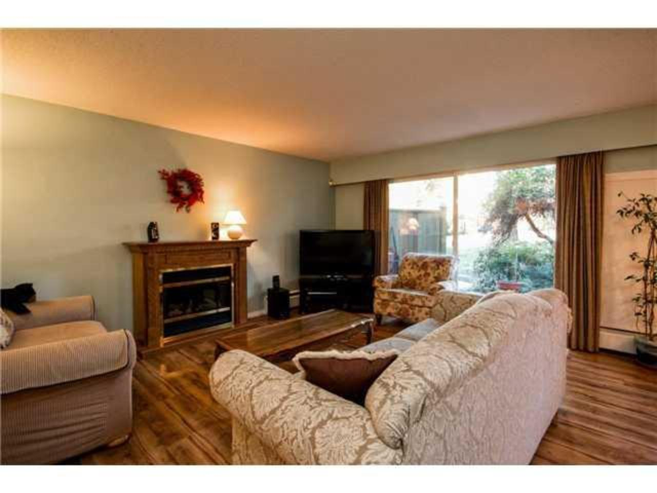 Living-Room at 52 - 912 Premier Street, Lynnmour, North Vancouver
