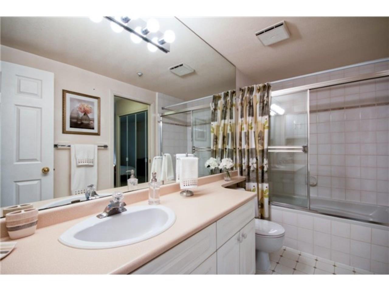 Bathroom at 203 - 1550 Fell Avenue, Hamilton, North Vancouver