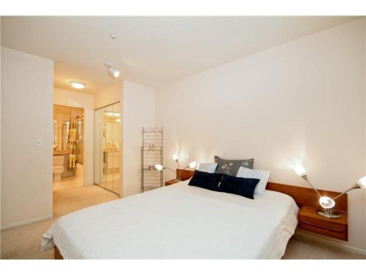 Bedroom at 203 - 1550 Fell Avenue, Hamilton, North Vancouver