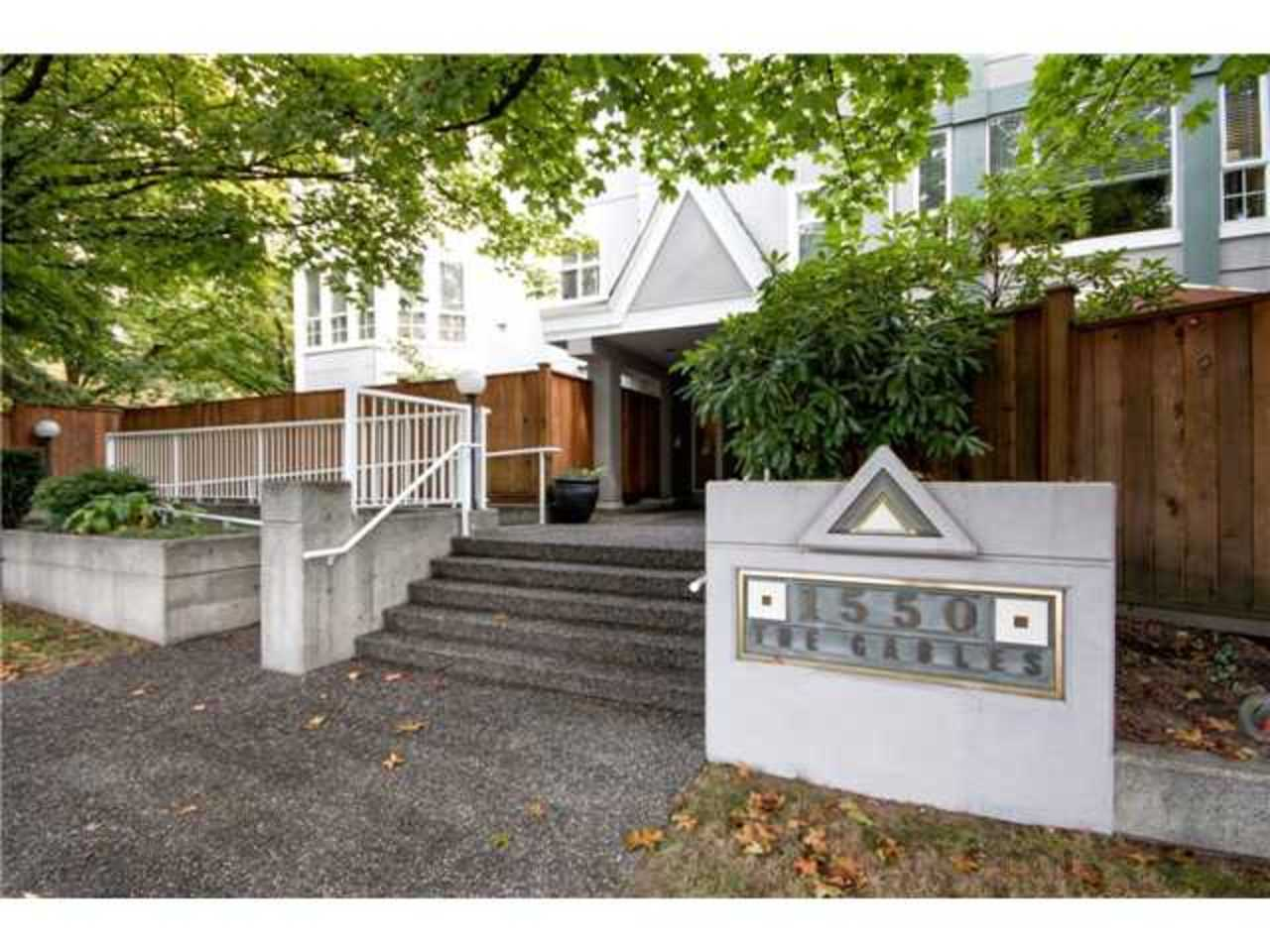 Front at 203 - 1550 Fell Avenue, Hamilton, North Vancouver