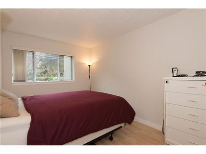 Bedroom at 218 - 140 E 4th Street, Lower Lonsdale, North Vancouver