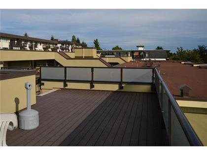 Roof at 218 - 140 E 4th Street, Lower Lonsdale, North Vancouver