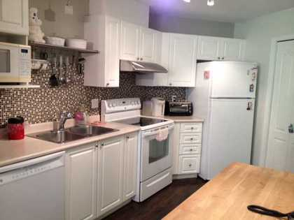 Kitchen at 209 - 2551 Parkview Lane,