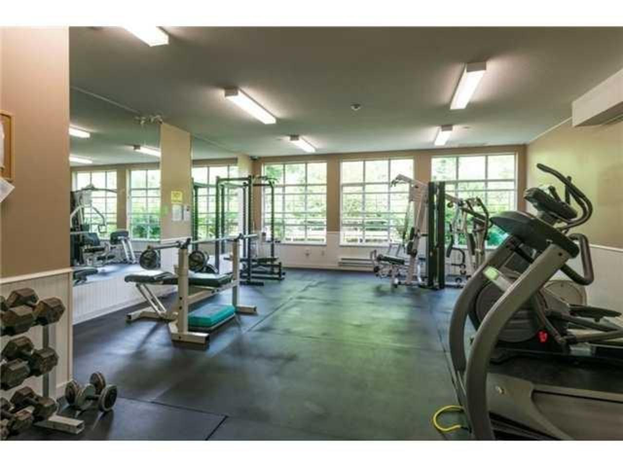 Gym at 209 - 2551 Parkview Lane,