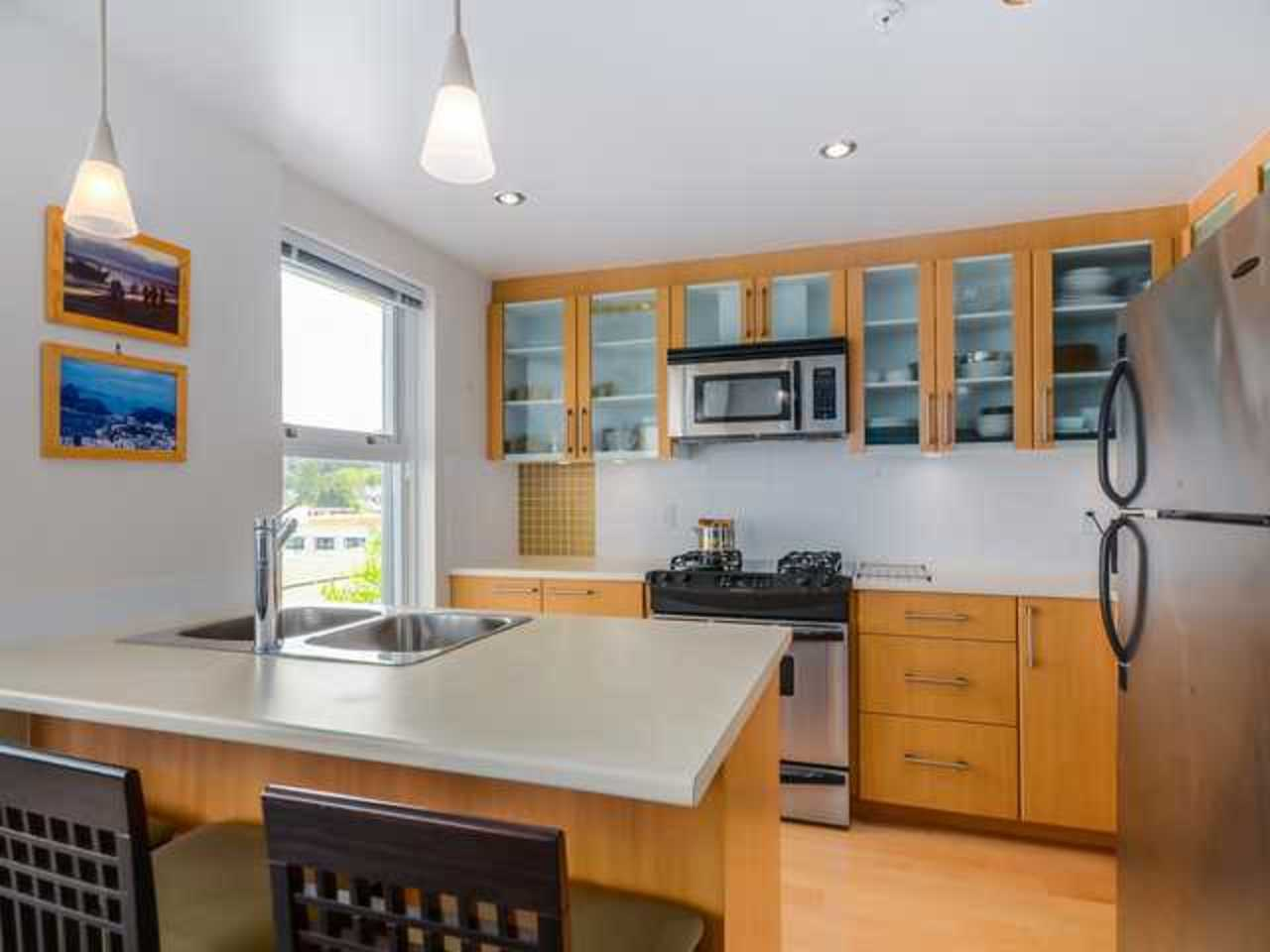 Kitchen at 704 - 121 W 16th Street, Central Lonsdale, North Vancouver
