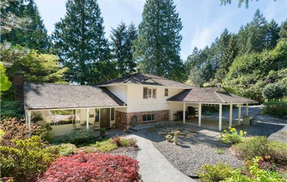 5654 Westport Road, Eagle Harbour, West Vancouver