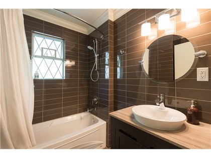 Bathroom at 5654 Westport Road, Eagle Harbour, West Vancouver