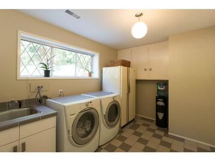 In-suite-Laundry at 5654 Westport Road, Eagle Harbour, West Vancouver
