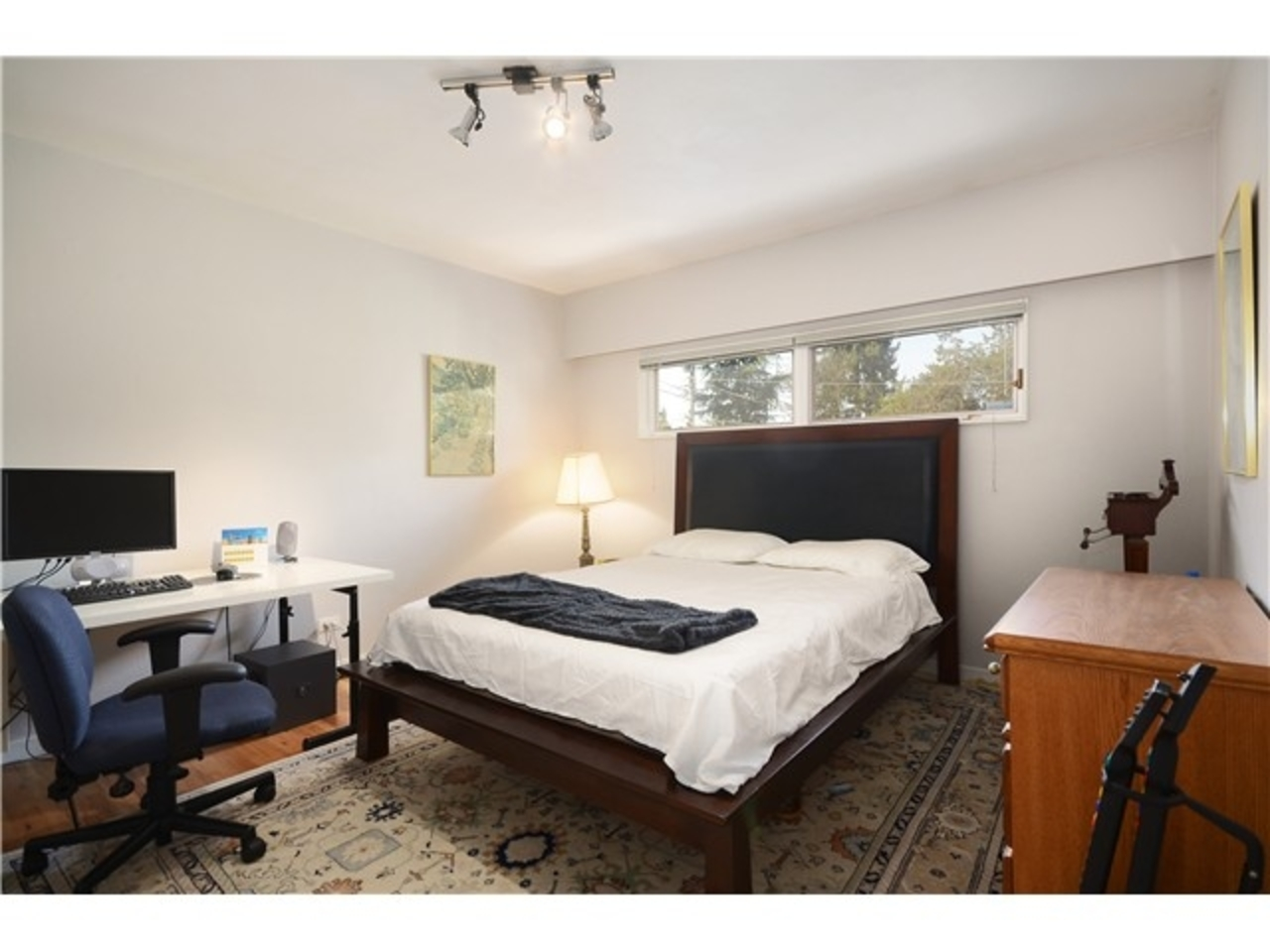 Bedroom at 2980 Thorncliffe Drive, Edgemont, North Vancouver