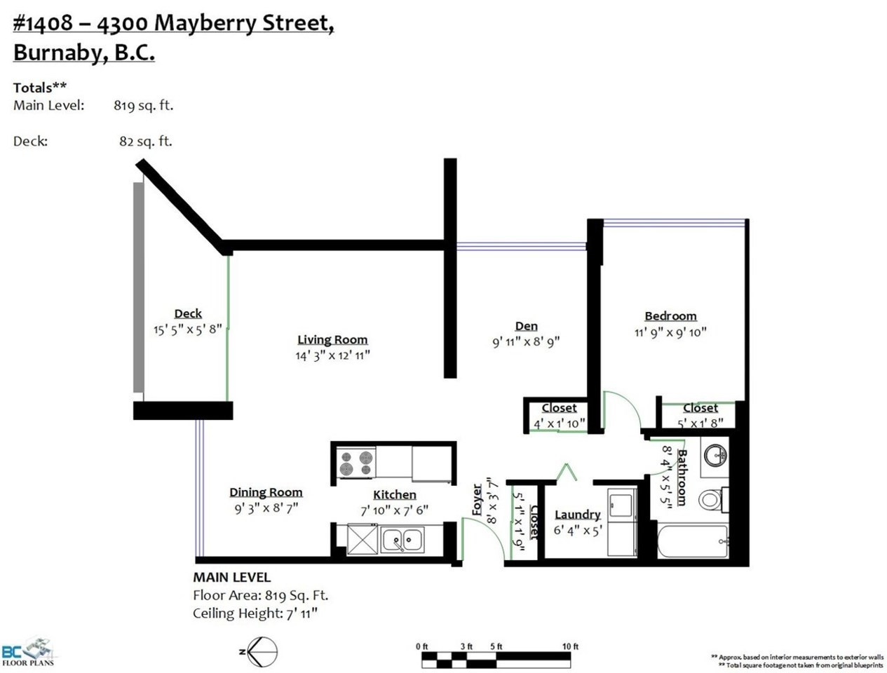 4300-mayberry-street-metrotown-burnaby-south-19 at 1408 - 4300 Mayberry Street, Metrotown, Burnaby South
