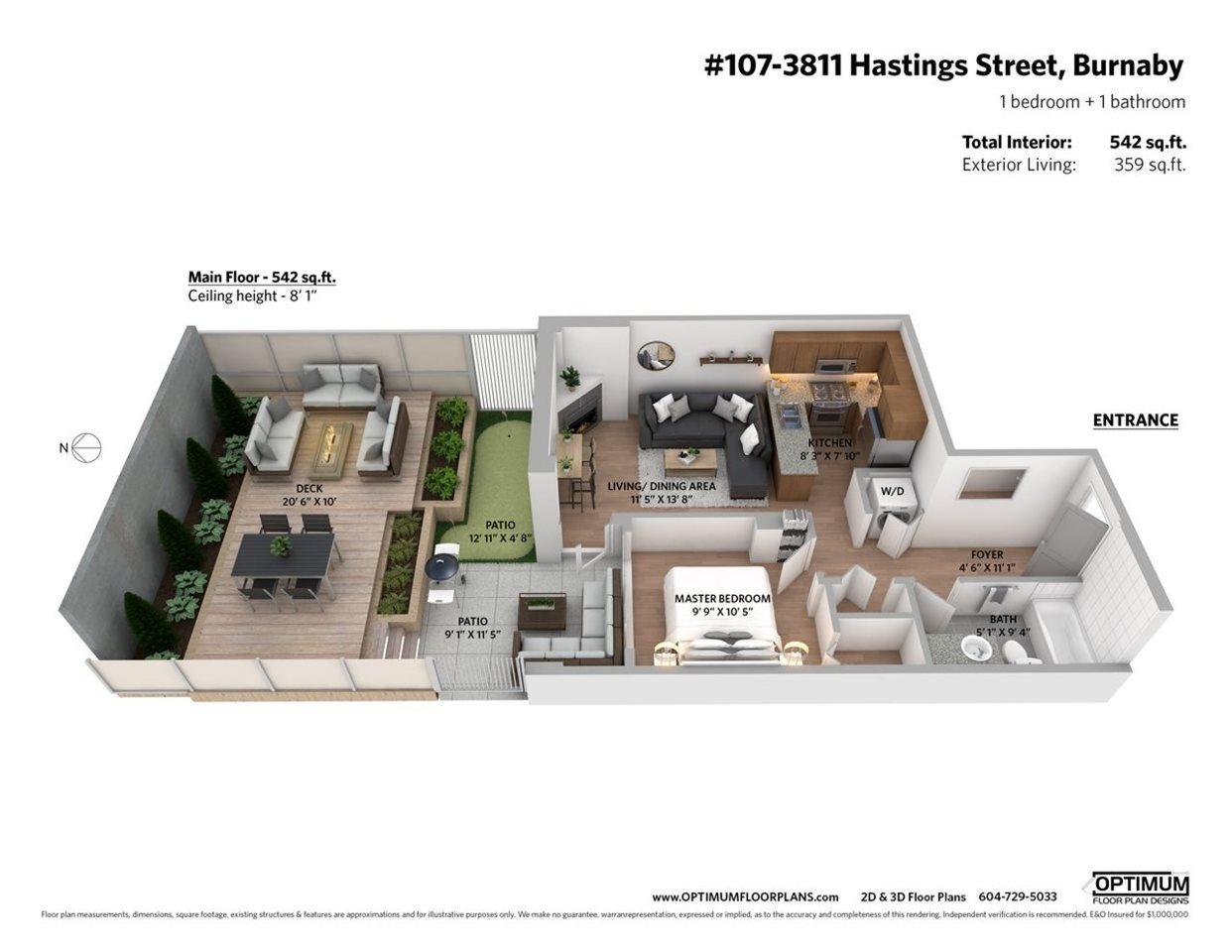 3811-hastings-street-vancouver-heights-burnaby-north-12 at 107 - 3811 Hastings Street, Vancouver Heights, Burnaby North