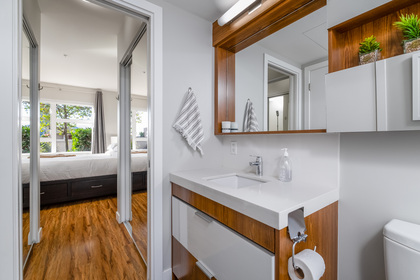 19 at 202 - 111 E 3rd Street, Lower Lonsdale, North Vancouver