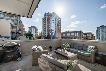 24 at 202 - 111 E 3rd Street, Lower Lonsdale, North Vancouver