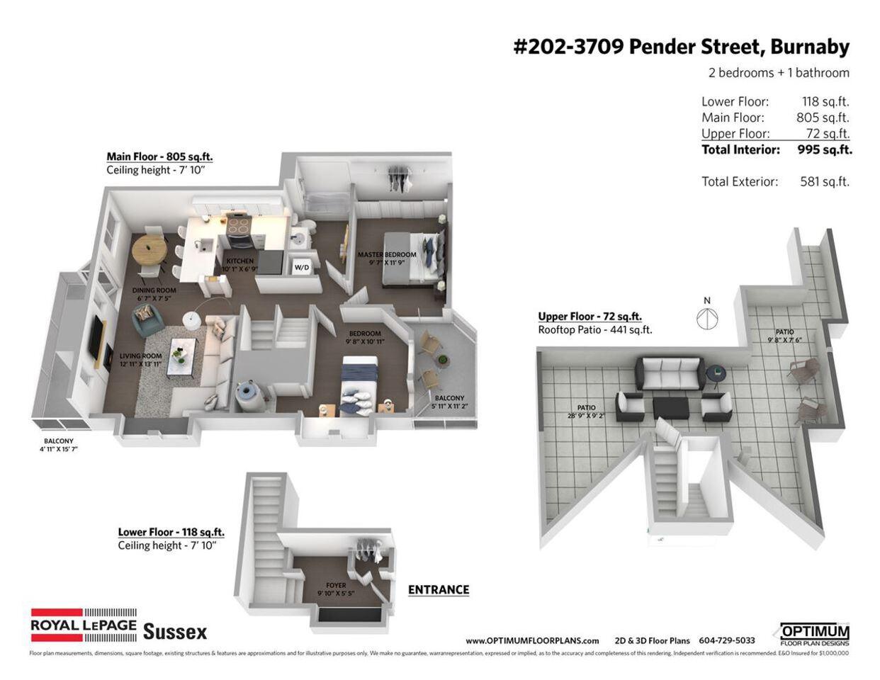 3709-pender-street-willingdon-heights-burnaby-north-19 at 202 - 3709 Pender Street, Willingdon Heights, Burnaby North