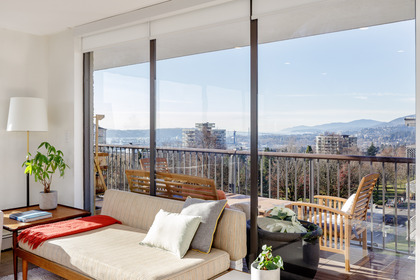 007 at 701 - 140 E Keith Road, Lower Lonsdale, North Vancouver