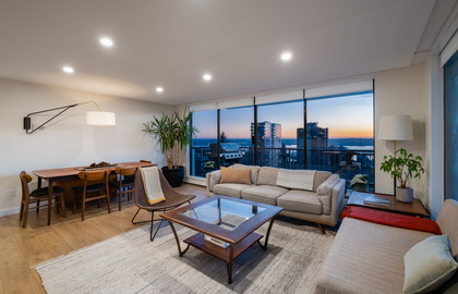 024 at 701 - 140 E Keith Road, Lower Lonsdale, North Vancouver