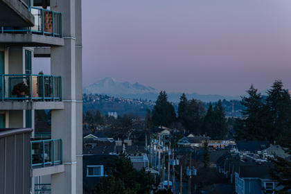 029 at 701 - 140 E Keith Road, Lower Lonsdale, North Vancouver