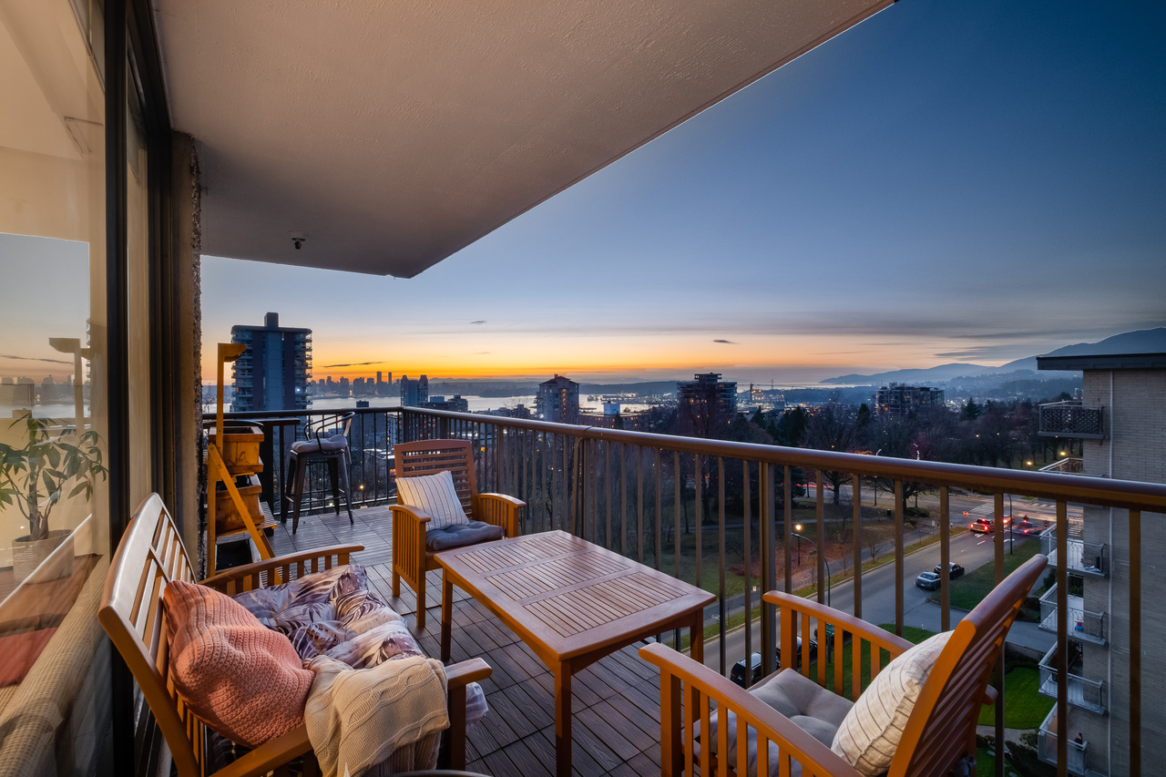 027 at 701 - 140 E Keith Road, Lower Lonsdale, North Vancouver