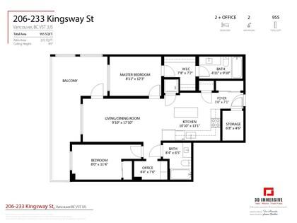 233-kingsway-mount-pleasant-ve-vancouver-east-30 at 206 - 233 Kingsway, Mount Pleasant VE, Vancouver East