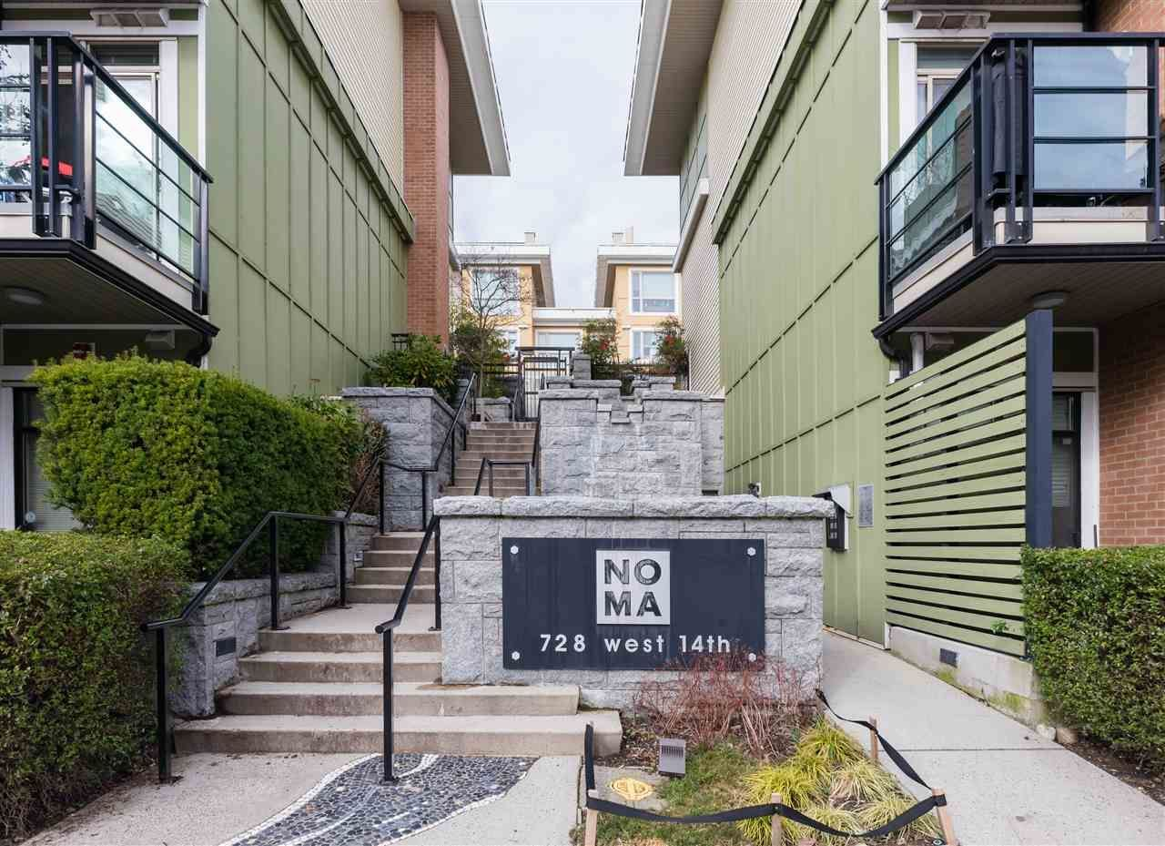 54 - 728 W 14th Street, Mosquito Creek, North Vancouver